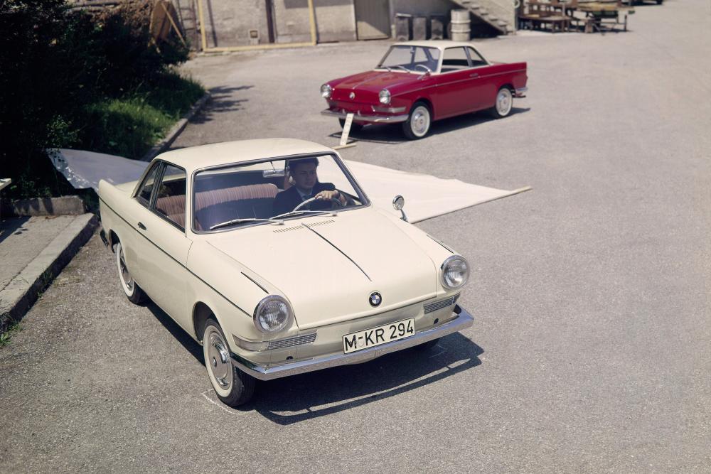 BMW 700 1 поколение (1959-1965) Купе