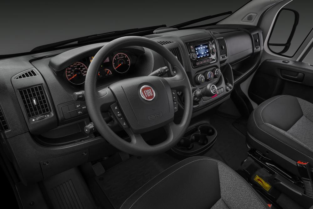 Fiat Ducato 4 поколение Single Cab шасси 2-дв. торпедо