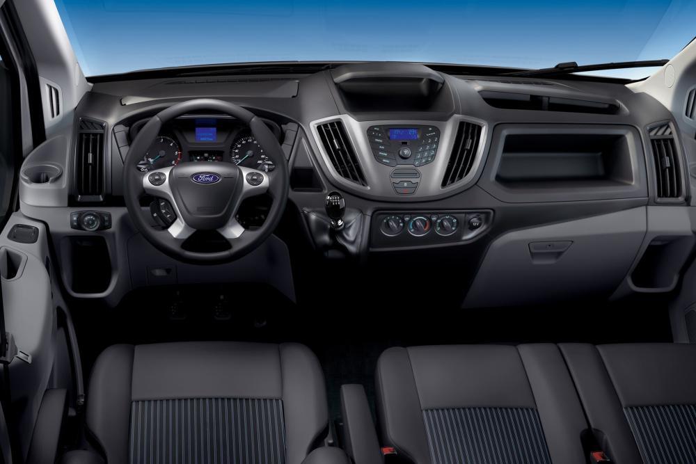 Ford Transit 7 поколение Van фургон интерьер