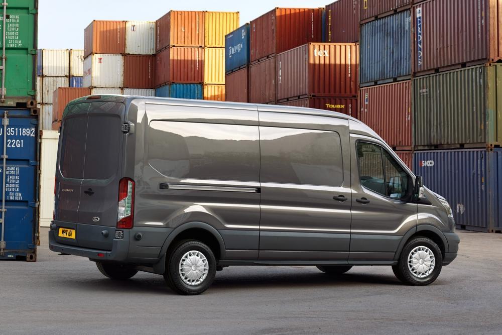 Ford Transit 7 поколение Van фургон