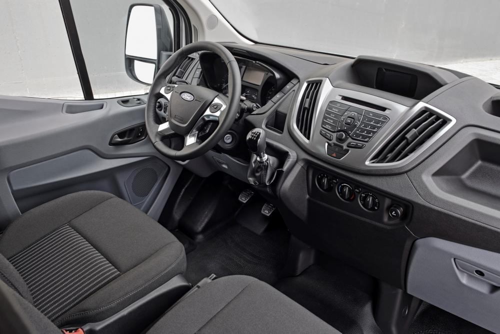 Ford Transit 7 поколение Chassis Cab шасси