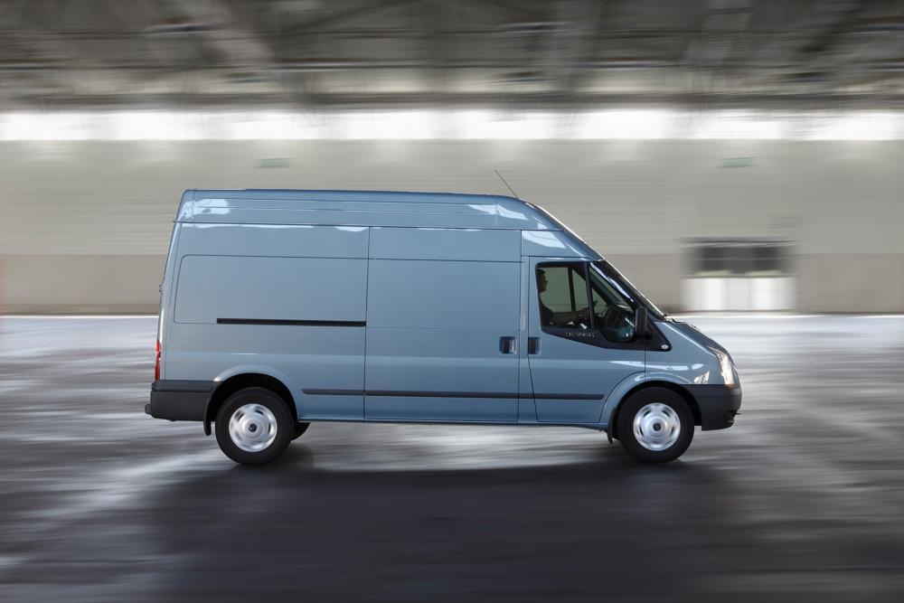 Ford Transit 6 поколение Van фургон 4-дв.
