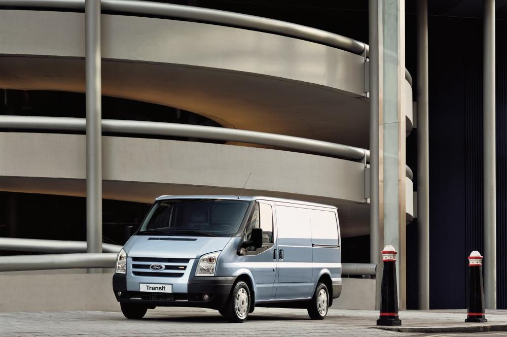 Ford Transit 6 поколение DCiV фургон 5-дв.