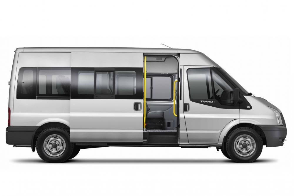 Ford Transit 6 поколение Микроавтобус 4-дв.