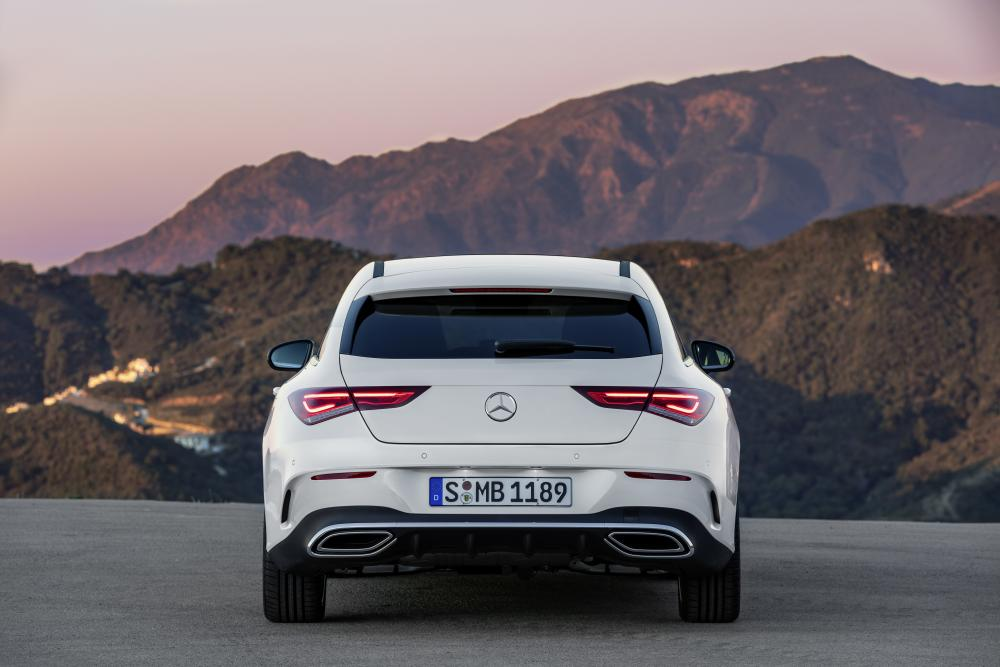 Mercedes-Benz CLA-Класс C118 (2019) Универсал