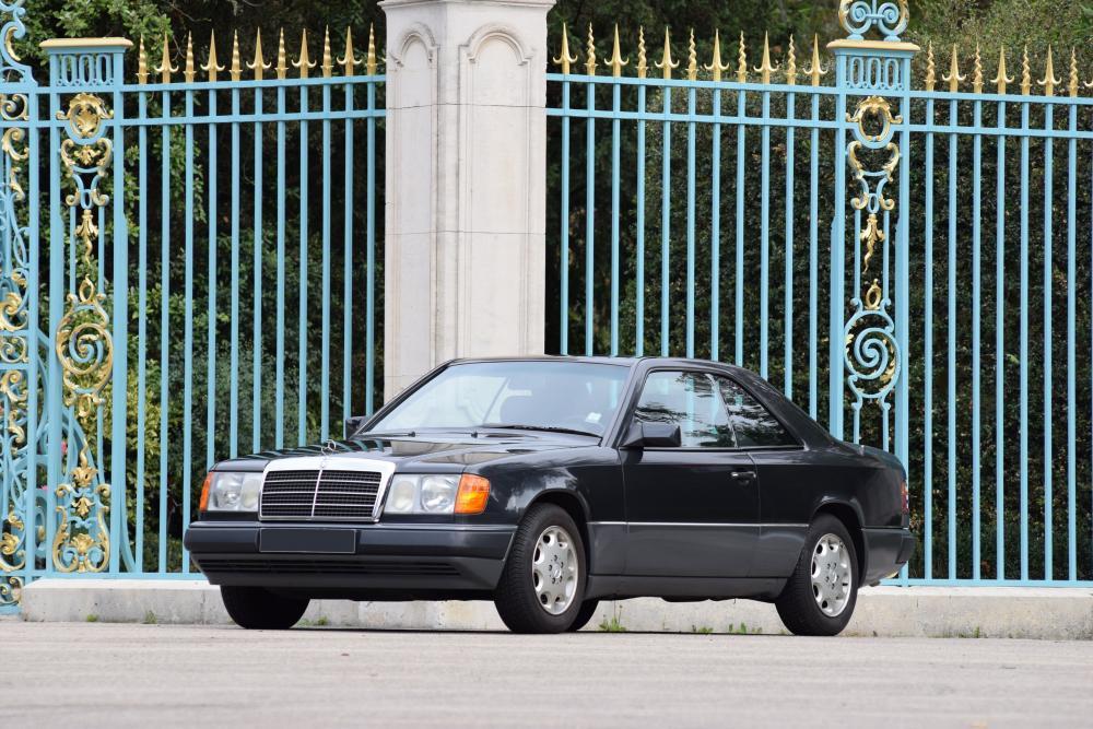 Mercedes-Benz E-Класс W124 рестайлинг (1987-1993) Купе