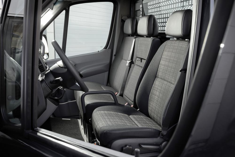Mercedes-Benz Sprinter W906 рестайлинг Фургон