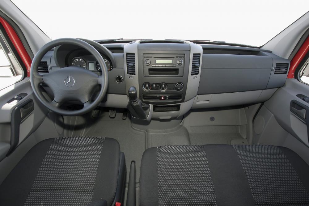 Mercedes-Benz Sprinter W906 (2006-2014) Фургон