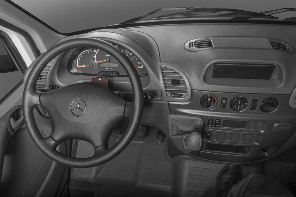 Mercedes-Benz Sprinter W901-905 2-й рестайлинг Classic фургон
