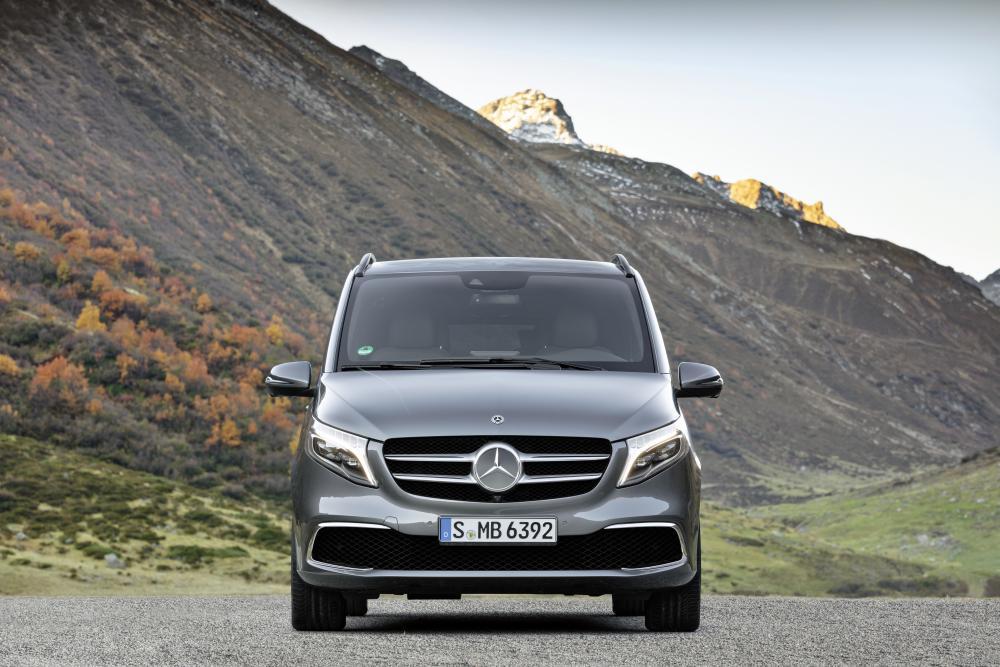 Mercedes-Benz V-Класс W447 рестайлинг