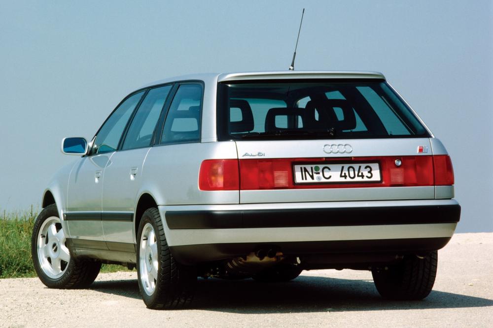 Audi 100 4A/C4 (1990-1994) Avant универсал
