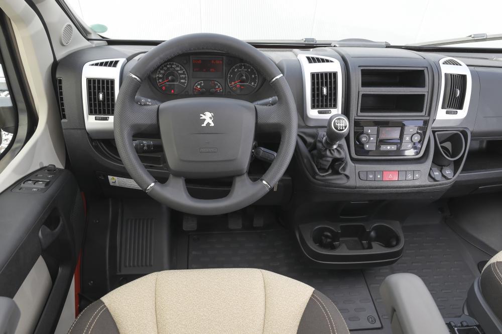 Peugeot Boxer 2 поколение [рестайлинг] (2014) Шасси