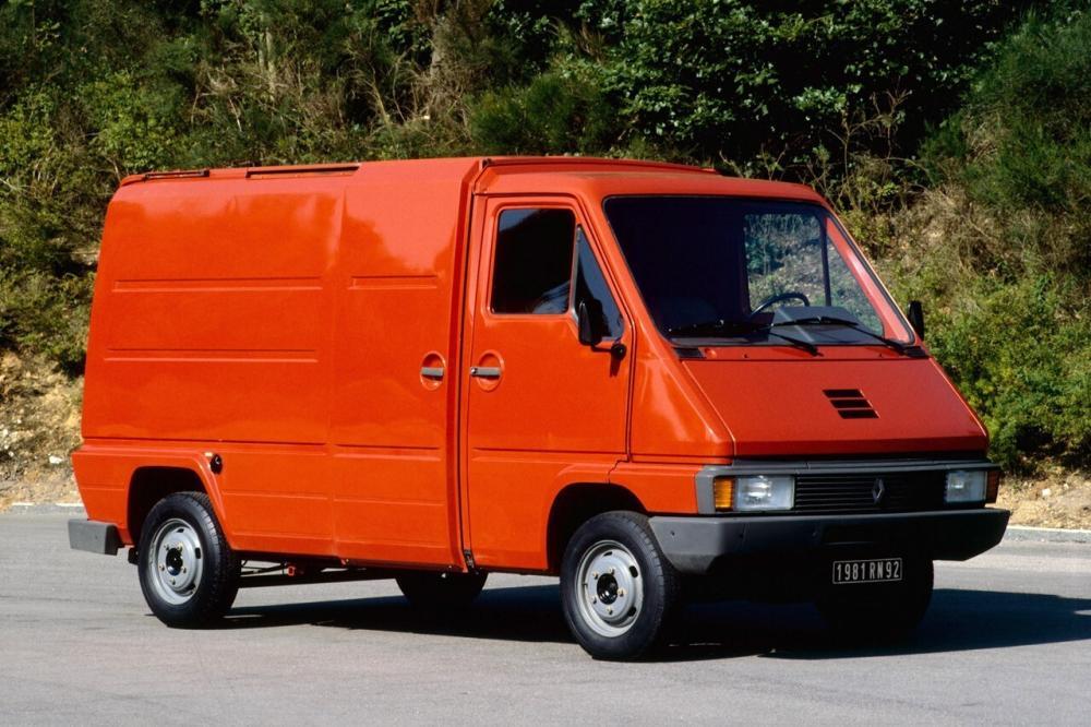 Renault Master 1 поколение