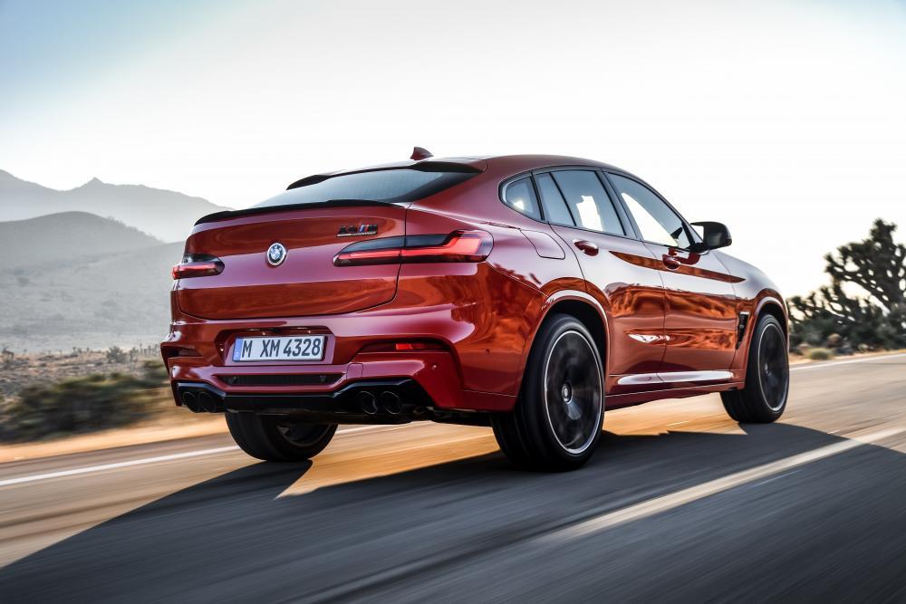 BMW X4 M (F98) 1 поколение (2019) Кроссовер