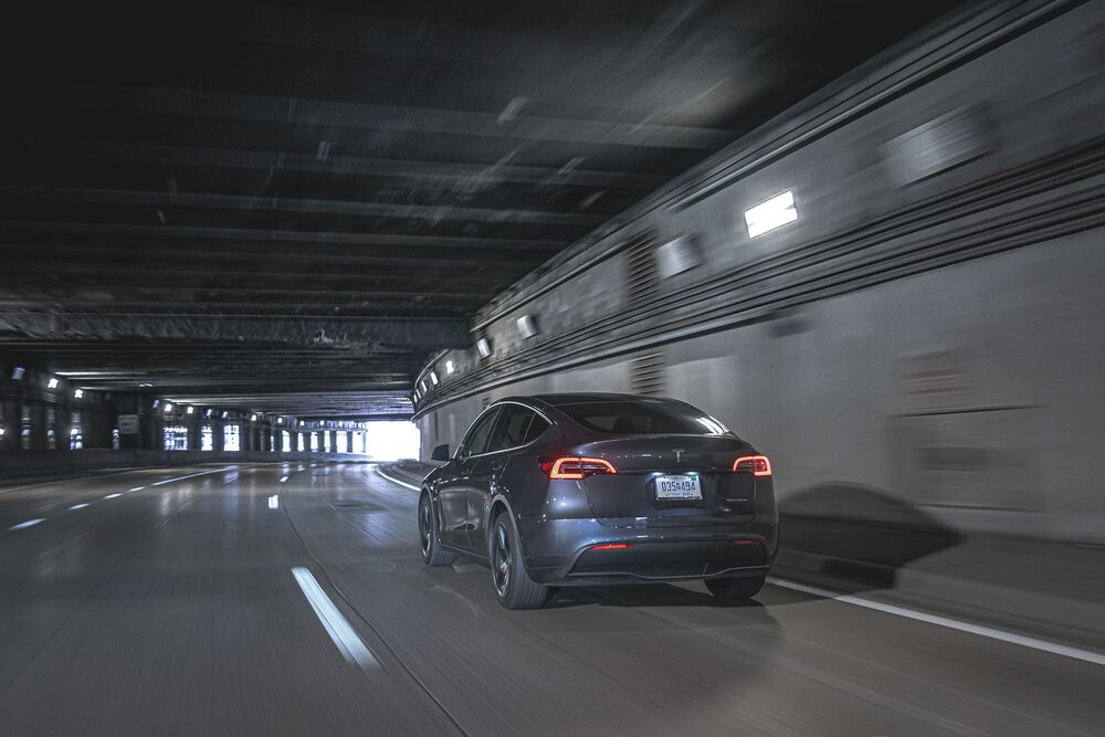 Tesla Model Y 1 поколение (2020) Кроссовер