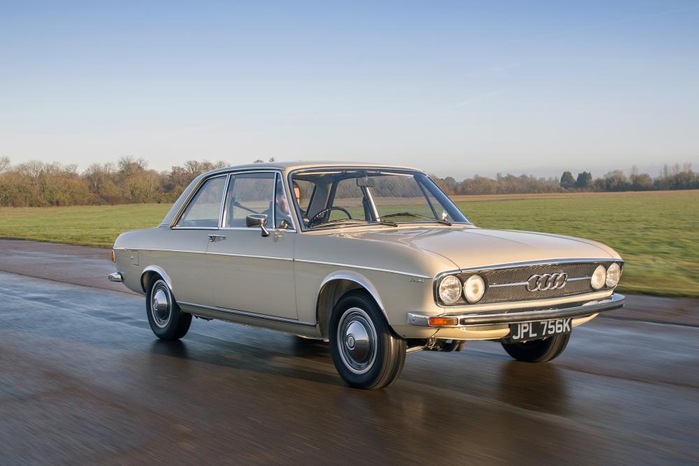 Audi 100 С1 (1968-1972) Седан 2-дв.