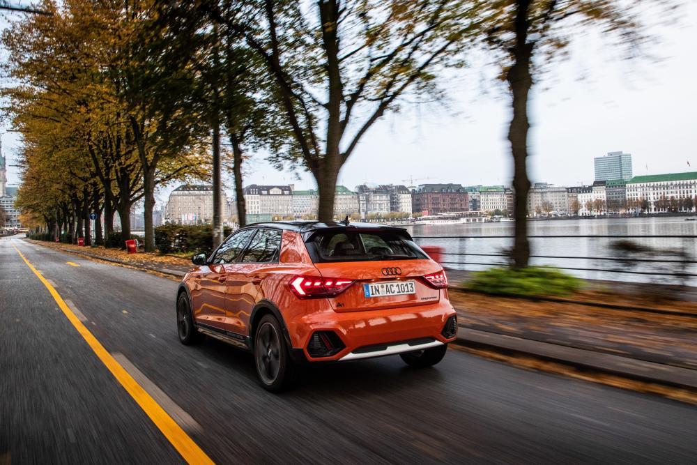 Audi A1 2 поколение (2019) Citycarver
