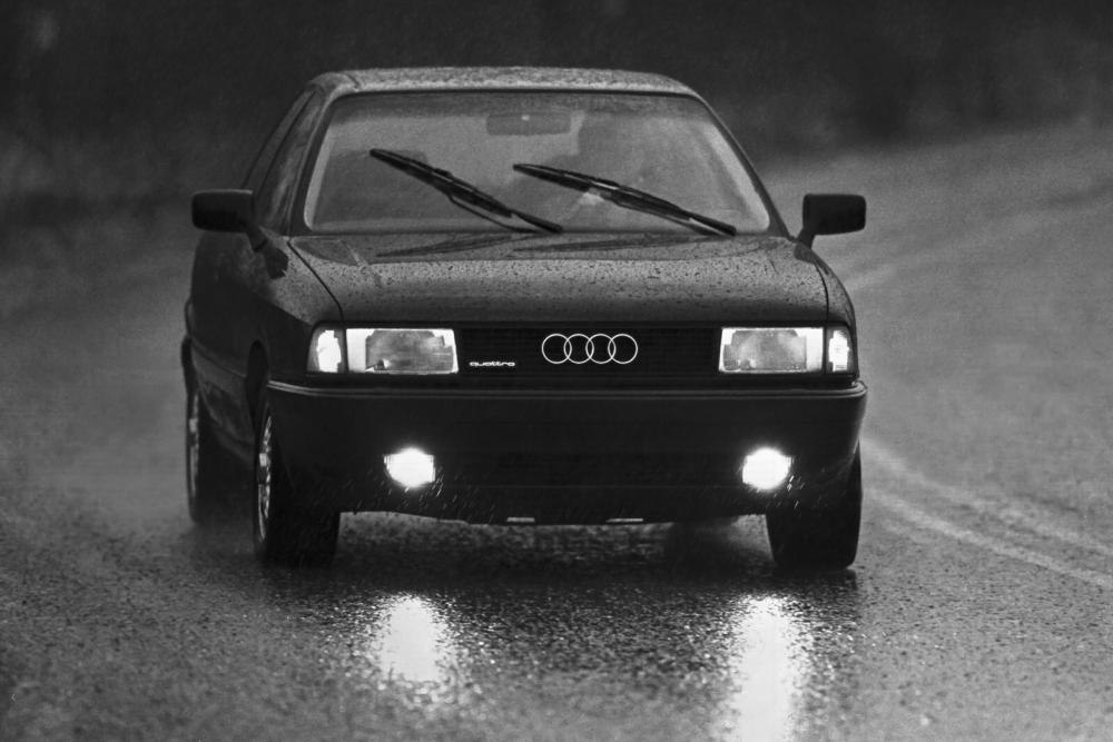 Audi 80 8A/B3 (1986-1991) Седан
