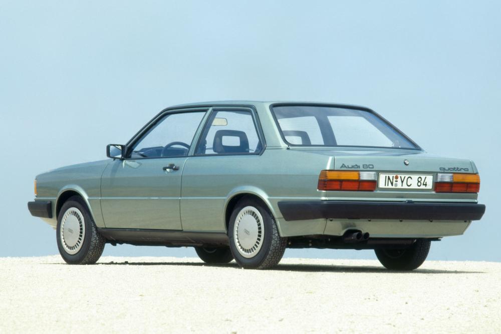 Audi 80 B2 (1978-1986) Седан 2-дв.