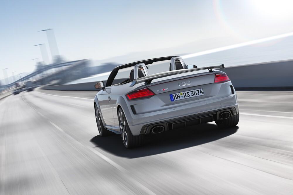 Audi TT RS 8S [рестайлинг] (2019) Родстер