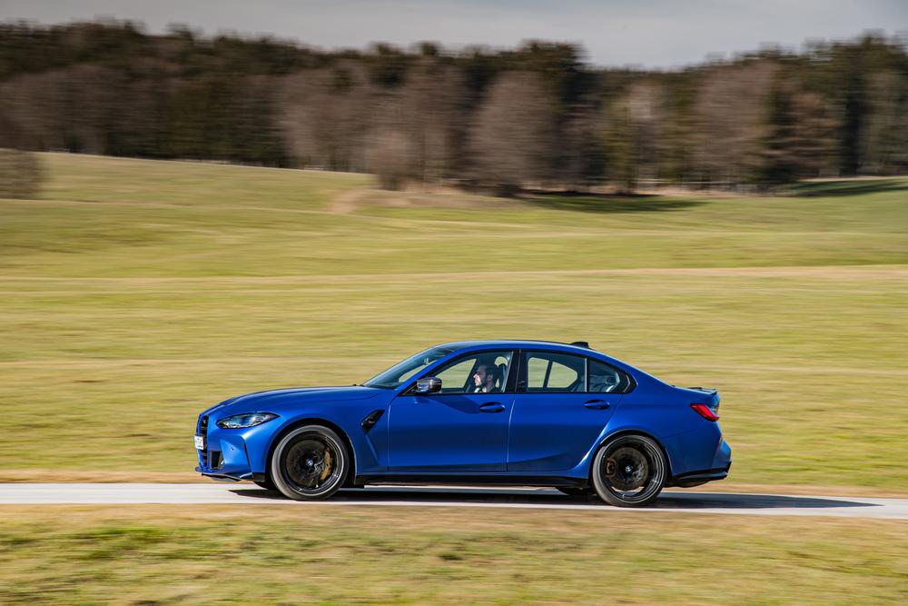 BMW M3 6 поколение (G80) (2020) Седан