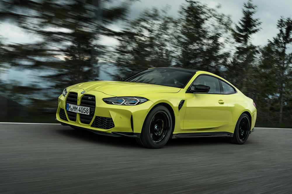 BMW M4 G82 (2020) Купе