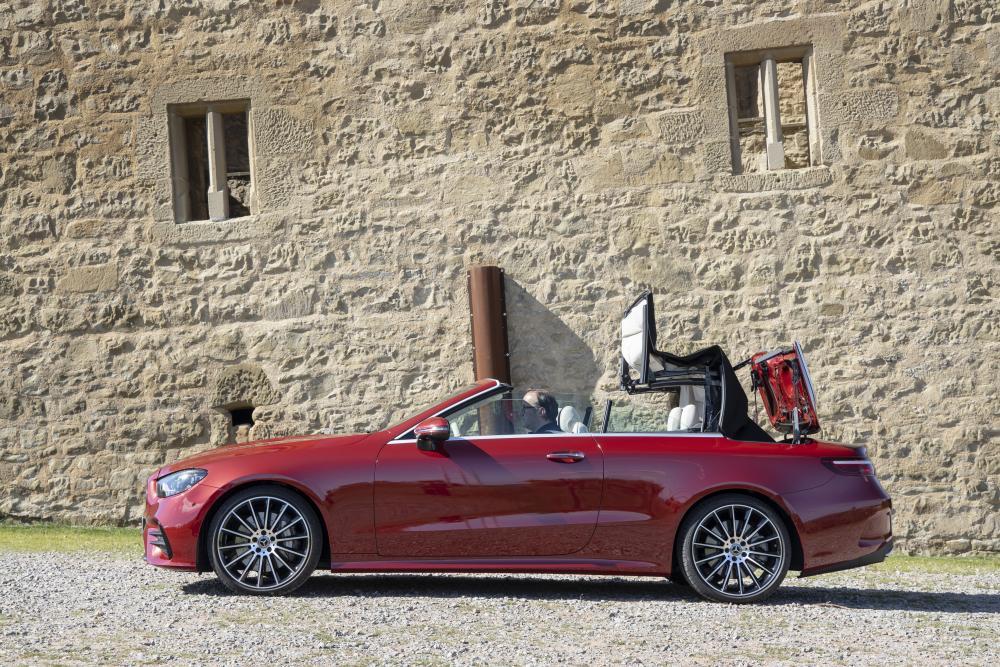 Mercedes-Benz E-Класс A238 [рестайлинг] (2020) Кабриолет