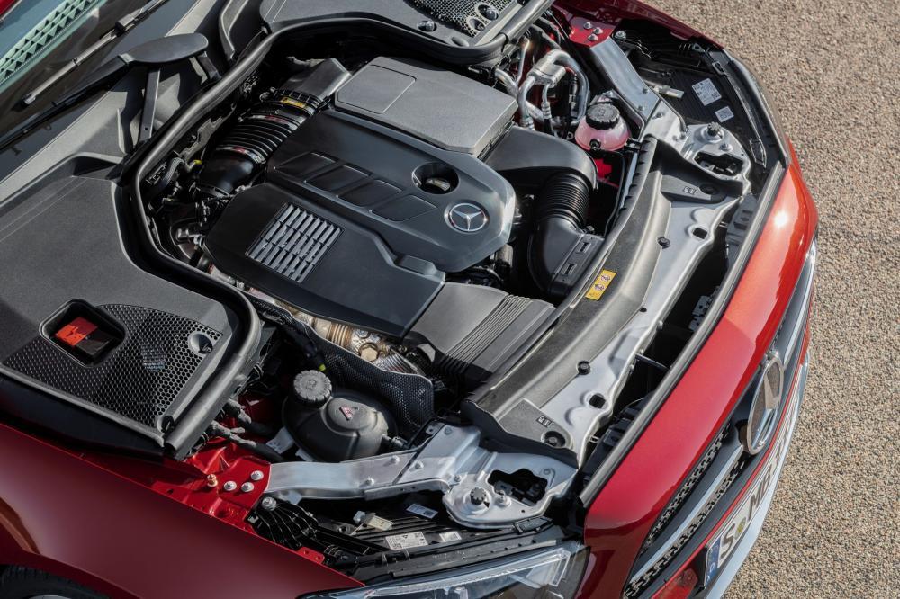 Mercedes-Benz E-Класс A238 [рестайлинг] (2020) Кабриолет двигатель