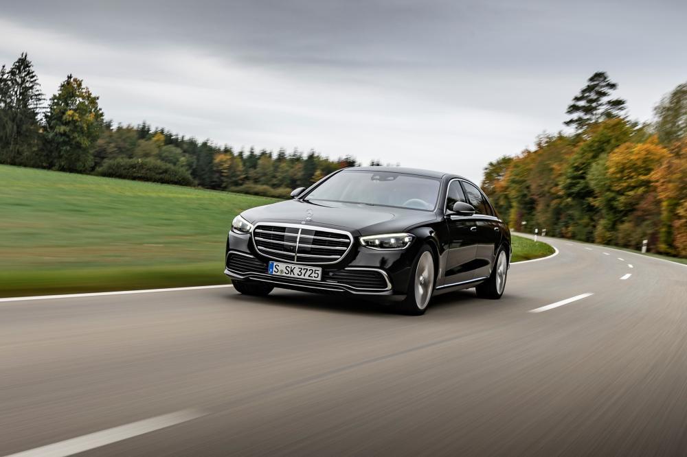 Mercedes-Benz S-Класс 7 поколение (W223) (2020) Седан