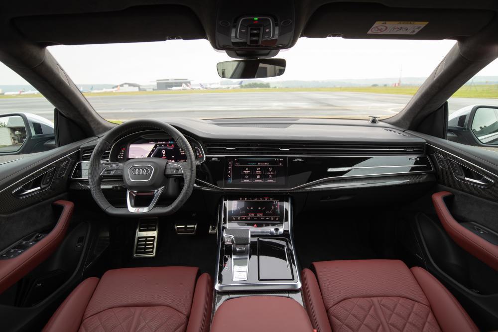 Audi SQ8 4M (2019) Внедорожник 5 дв. интерьер