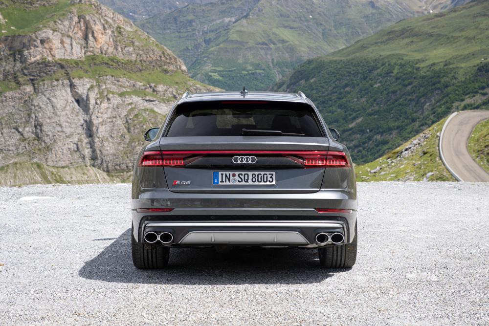 Audi SQ8 4M (2019) Внедорожник 5 дв.