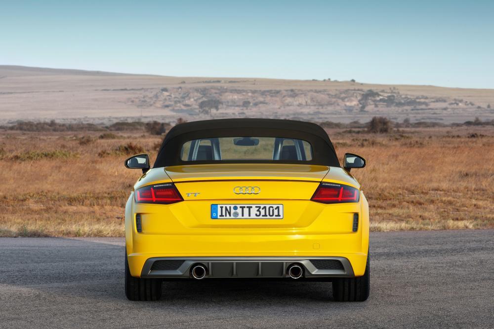 Audi TT 8S [рестайлинг] (2018) Родстер 2-дв.