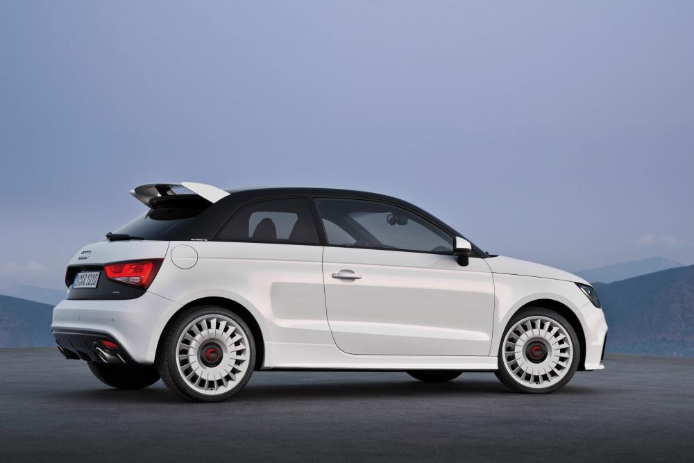 Audi A1 1 поколение 8X (2012-2014) Quattro хетчбэк 3-дв.