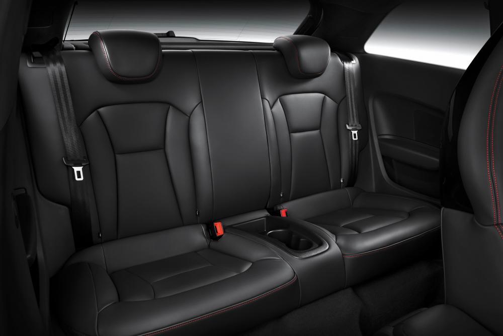 Audi A1 1 поколение 8X (2012-2014) Quattro хетчбэк 3-дв. интерьер