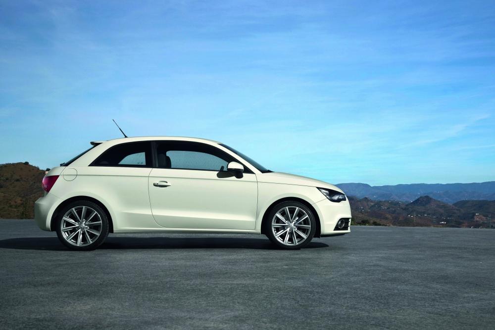 Audi A1 1 поколение 8X (2010-2014) Хетчбэк 3-дв.