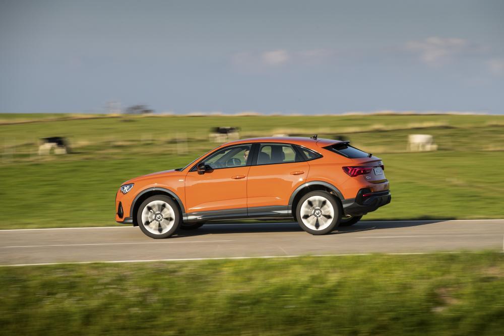 Audi Q3 Sportback 1 поколение