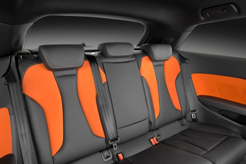 Audi A3 8V (2012-2016) Хетчбэк 3-дв. интерьер
