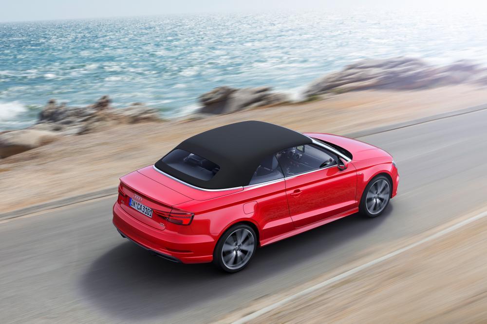 Audi A3 8V [рестайлинг] (2016-2020) Кабриолет