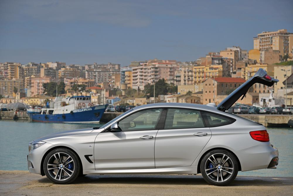 BMW 3 серия 6 поколение F34 Gran Turismo лифтбэк