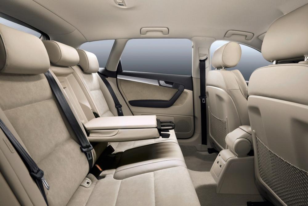 Audi A3 8P/8PA [2-й рестайлинг] (2008-2013) Sportback хетчбэк 5-дв. интерьер