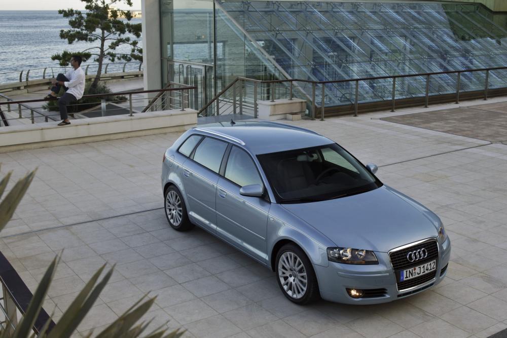 Audi A3 8P/8PA [рестайлинг] (2004-2008) Sportback хетчбэк 5-дв.