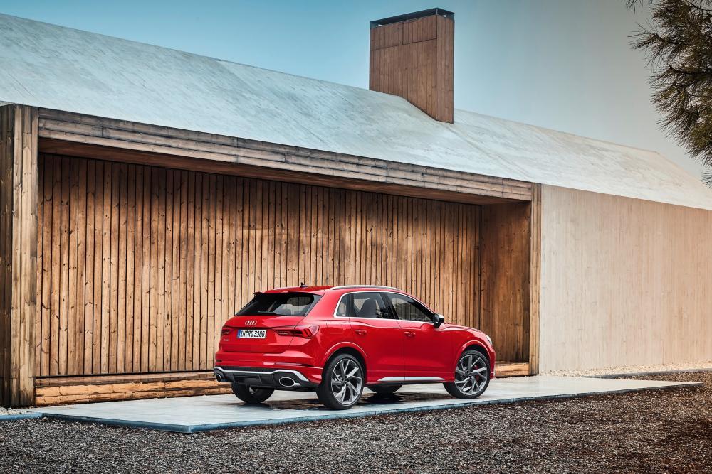 Audi RS Q3 2 поколение F3