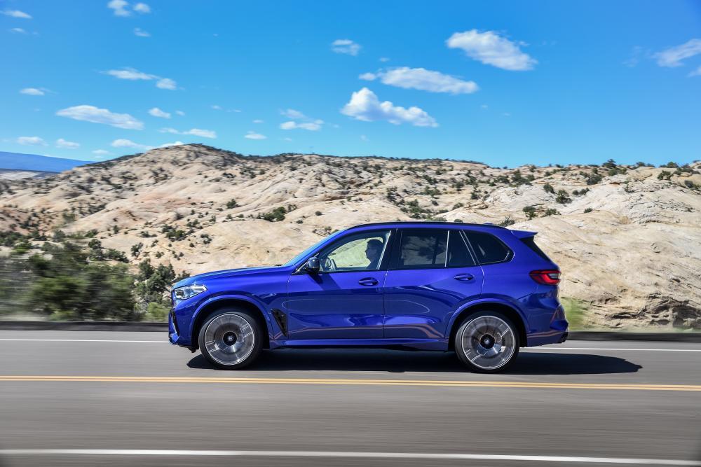 BMW X5 M 3 поколение F95 (2019) SUV
