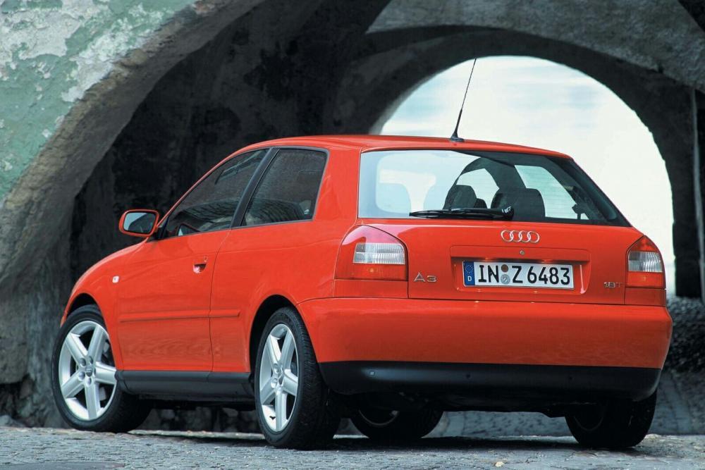 Audi A3 8L [рестайлинг] (2000-2003) Хетчбэк