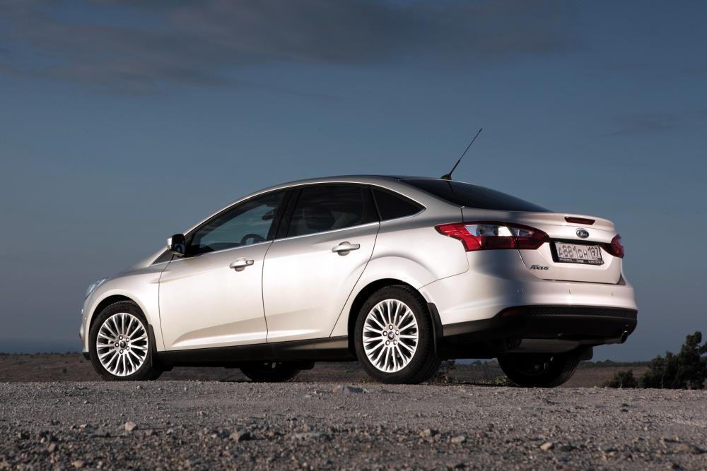 Ford Focus 3 поколение седан
