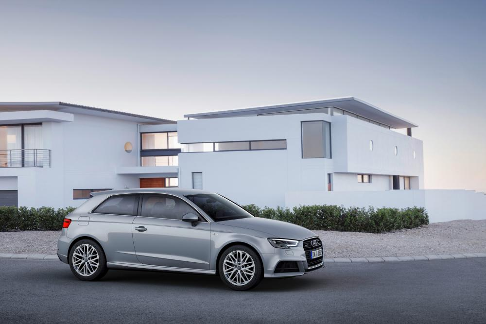 Audi A3 8V [рестайлинг] (2016-2020) Хетчбэк 3-дв.