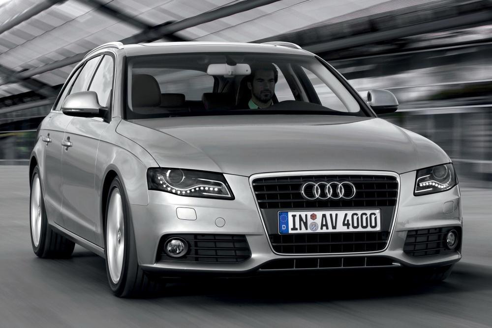Audi A4 B8/8K (2008-2011) Универсал 5-дв.