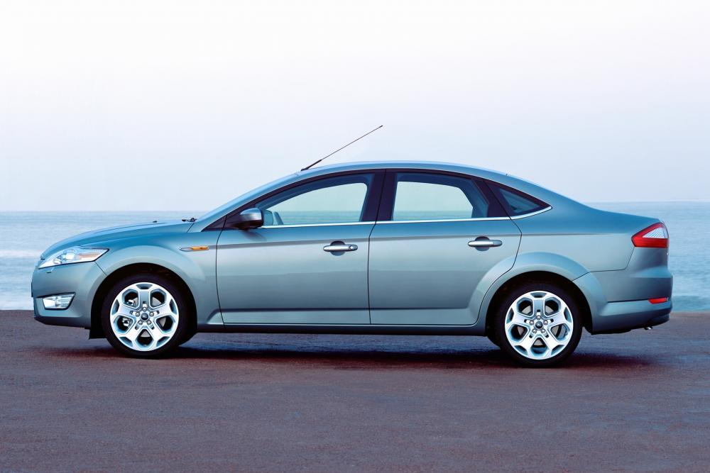 Ford Mondeo 4 поколение Седан