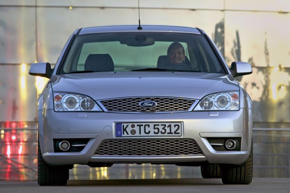 Ford Mondeo 3 поколение рестайлинг Седан