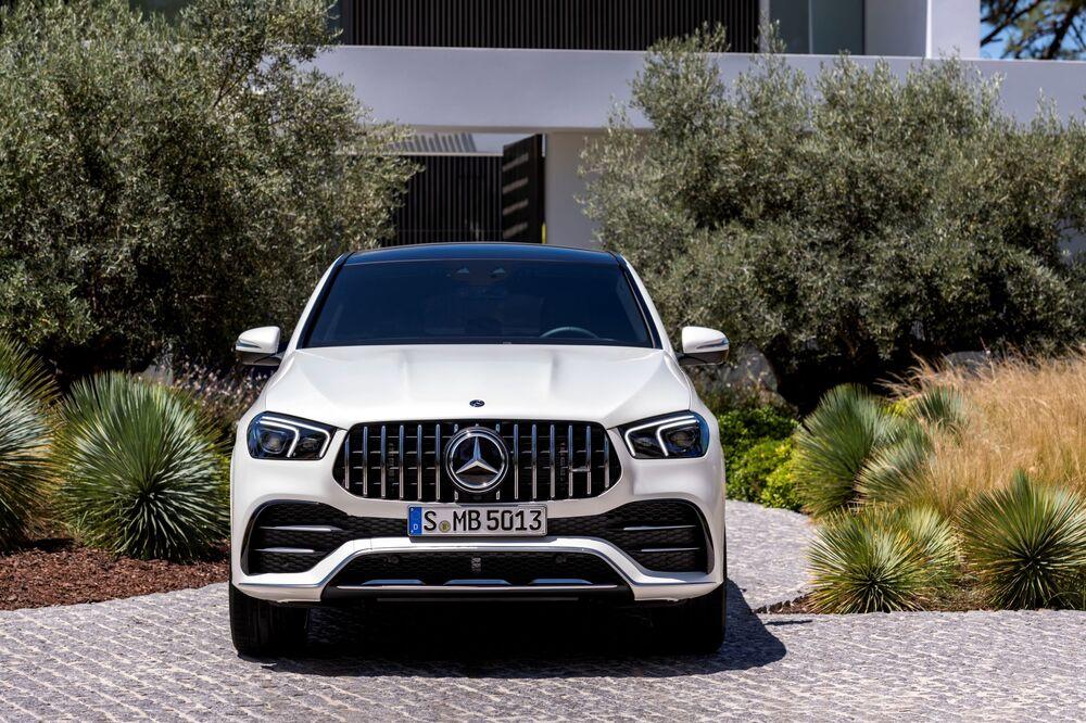 Mercedes-AMG GLE Coupe C167 (2019) Внедорожник 5 дв.